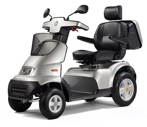 Afikim Breeze S4 Heavy Duty Scootmobiel Nieuw