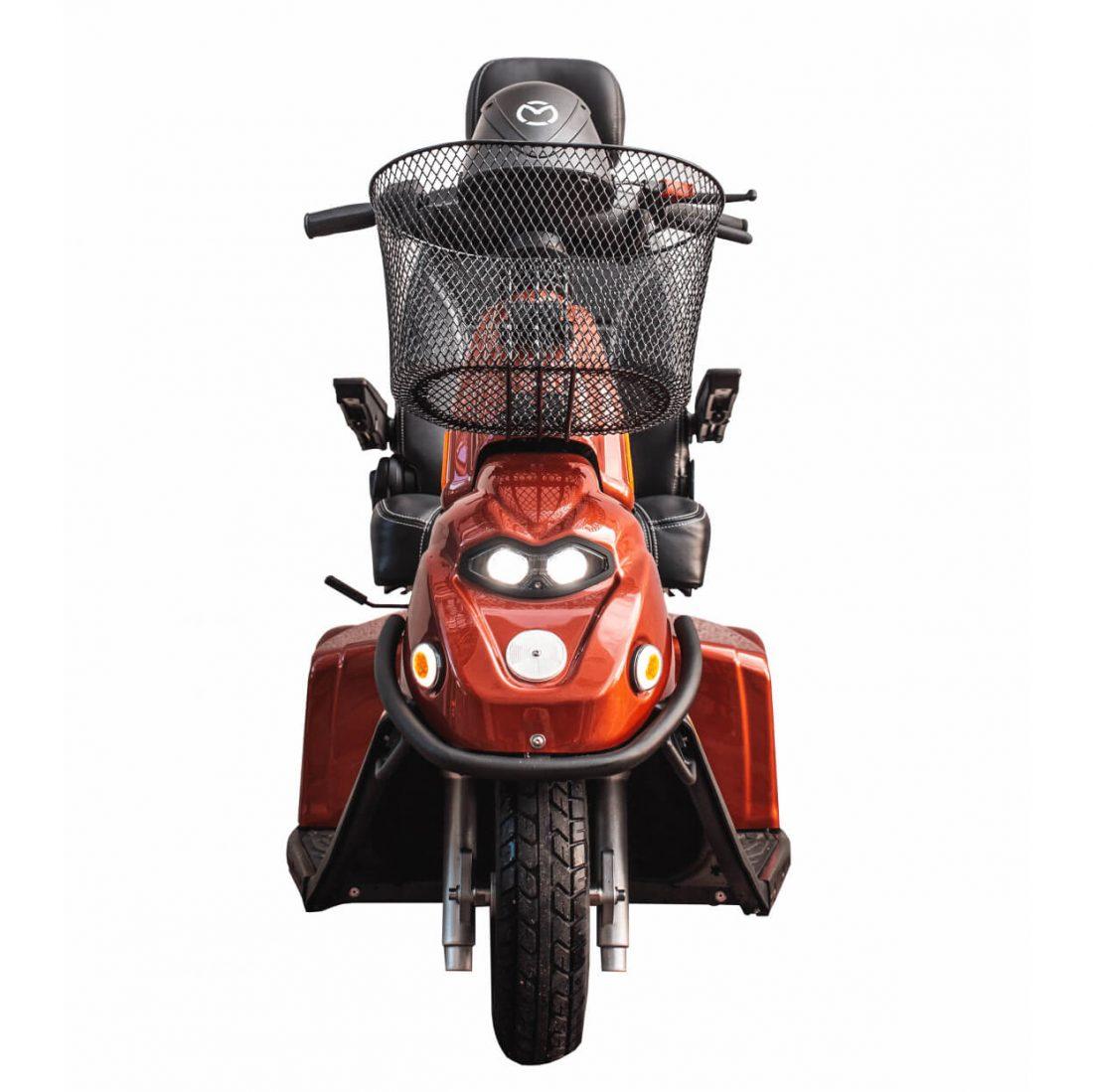 Mini Crosser X2 3w Scootmobiel Nieuw
