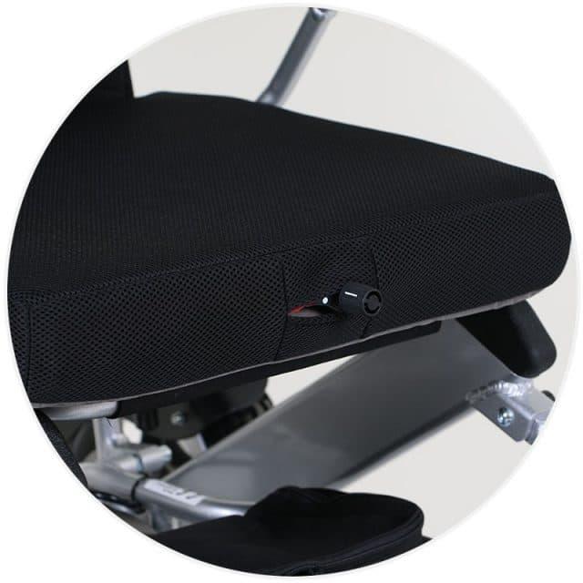 Eloflex Premium Luchtkussen Rolstoel Accessoire