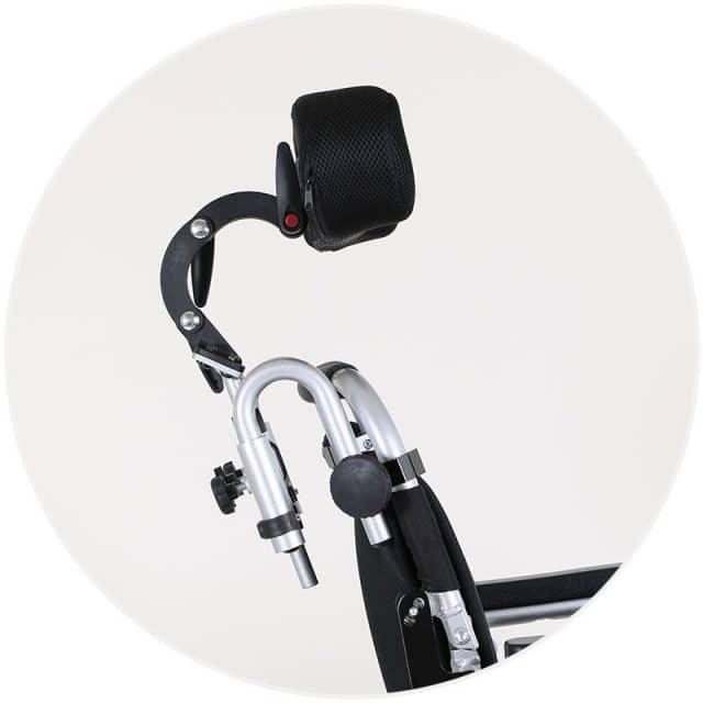 Eloflex Hoofdsteun Rolstoel Accessoire