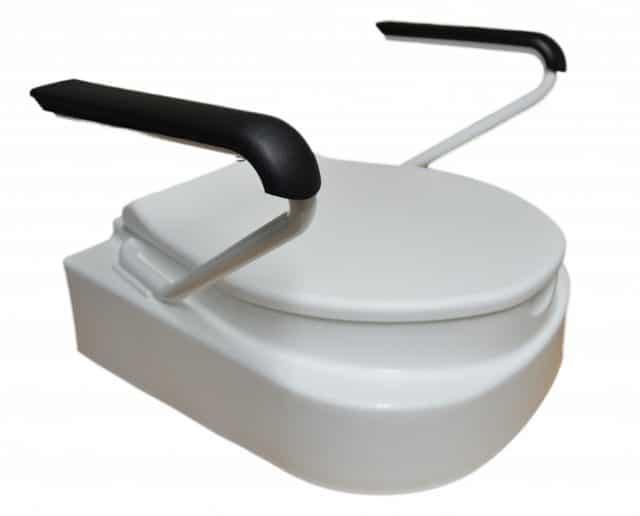 Able2 Toiletverhoger Compleet Badkamer Hulpmiddel