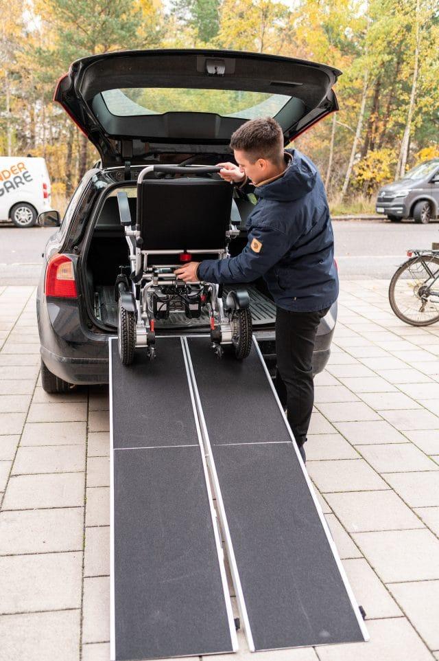 Eloflex Laadbrug Rolstoel Accessoire