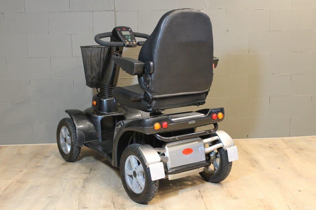 Life Amp Mobility Mezzo 4 Scootmobiel Occasion