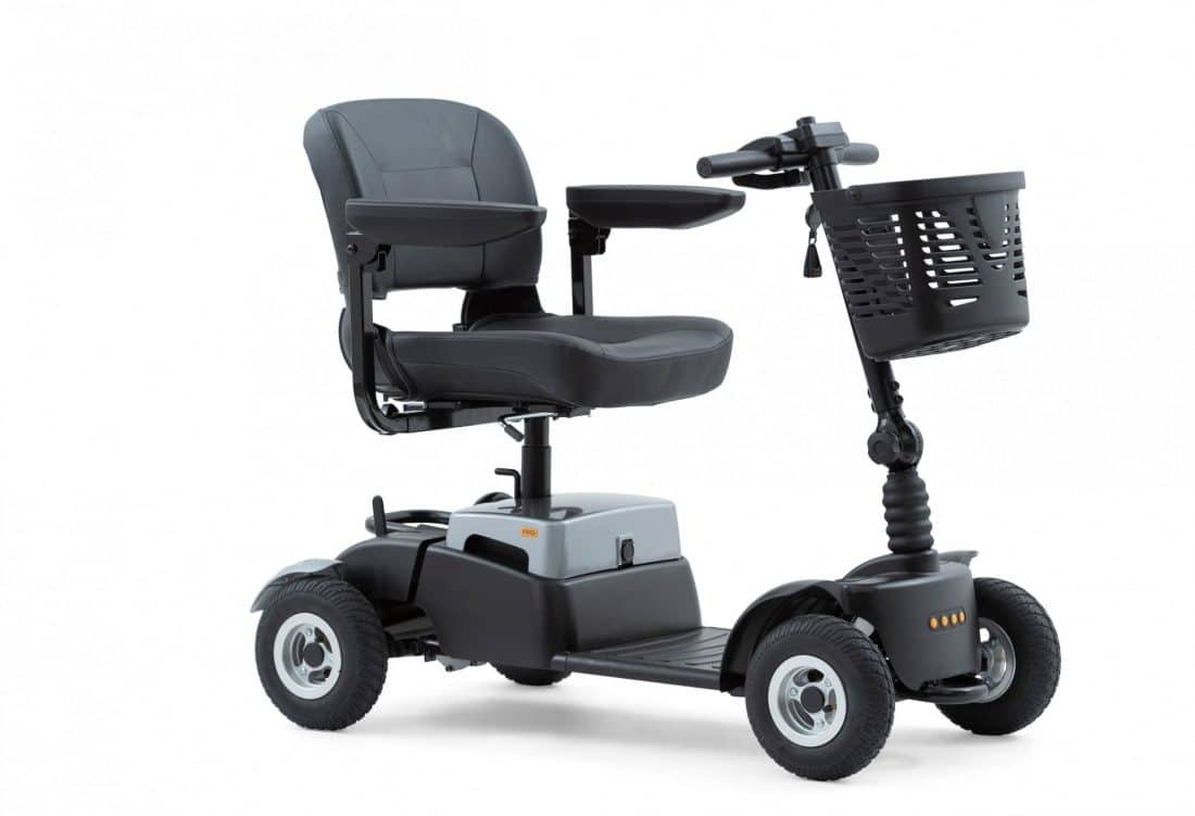 Life Amp Mobility Vivo Scootmobiel Nieuw