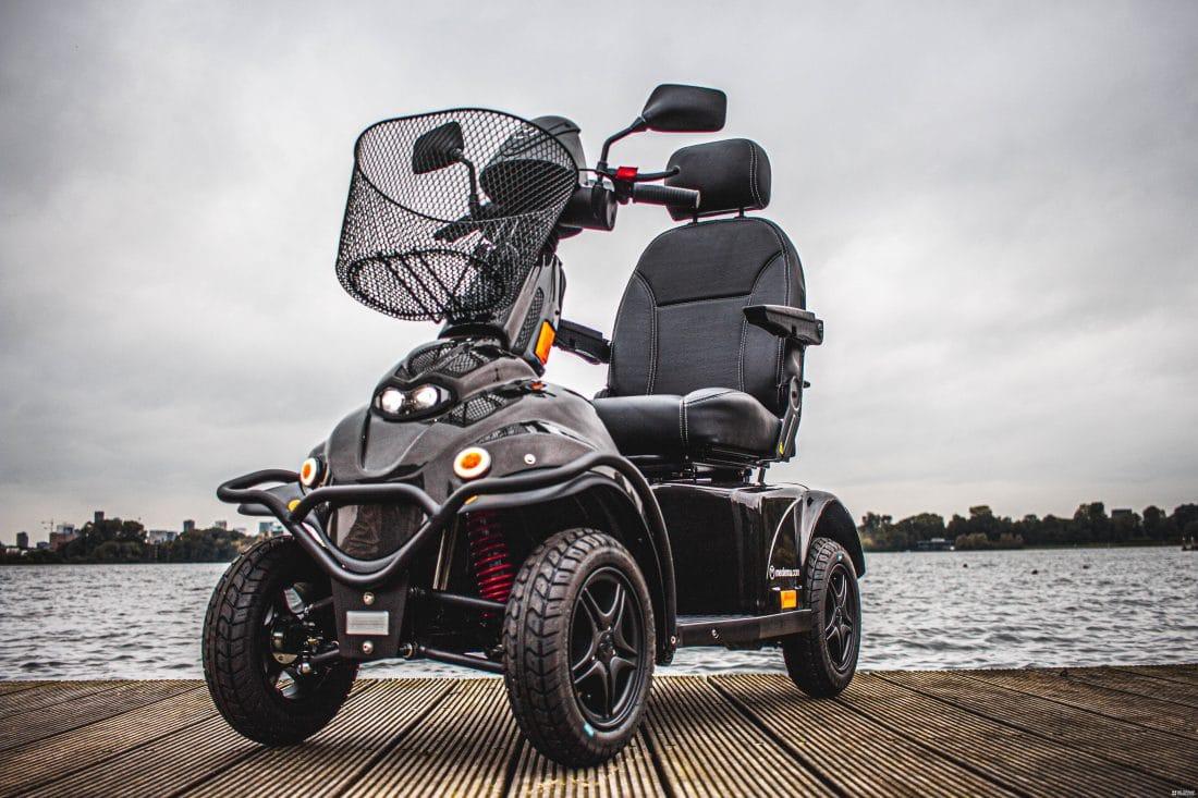 Mini Crosser X2 4w Scootmobiel Nieuw
