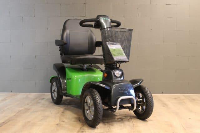 Life Amp Mobility Mezzo 4 Groen Scootmobiel Occasion