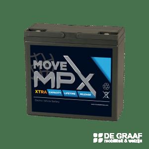 Move Mpx 20 12 Scootmobiel Accu