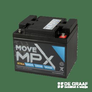 Move Mpx 50 12 Scootmobiel Accu