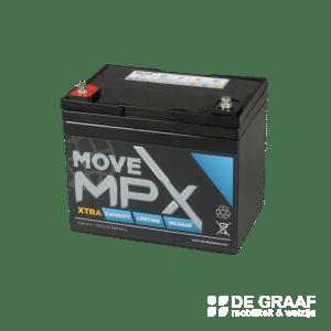 Move Mpx 34 12 Scootmobiel Accu