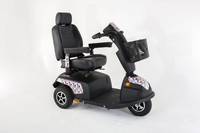 Invacare Orion Pro 3 Wiel Scootmobiel Nieuw