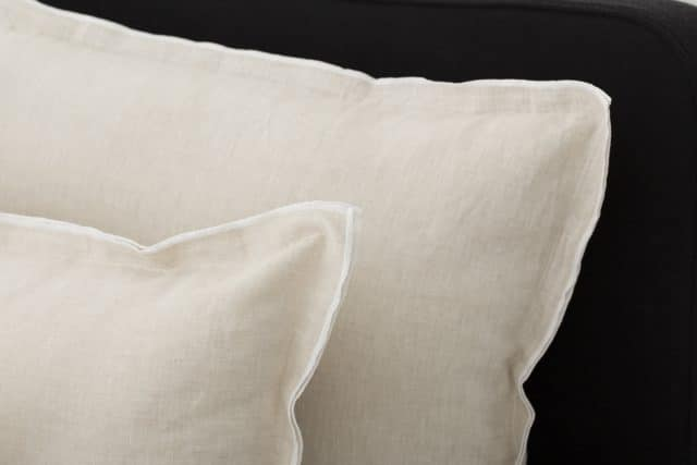 "Set Pillow Covers ""Natural Sand"""