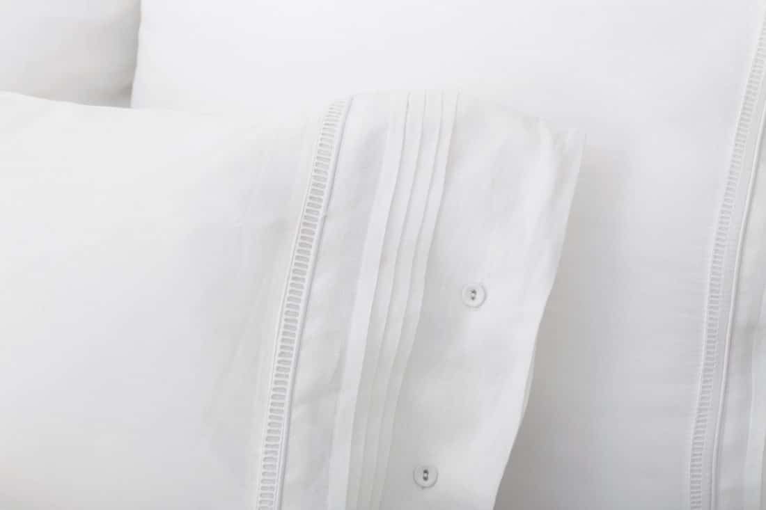 """Set Pillow Covers """"Chic White"""""""