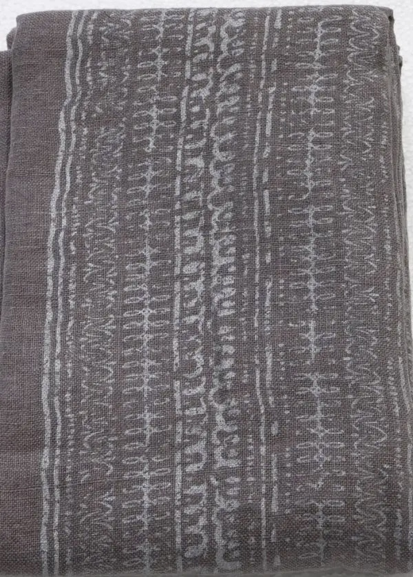 Plaid / Throw Marrakesh Taupe