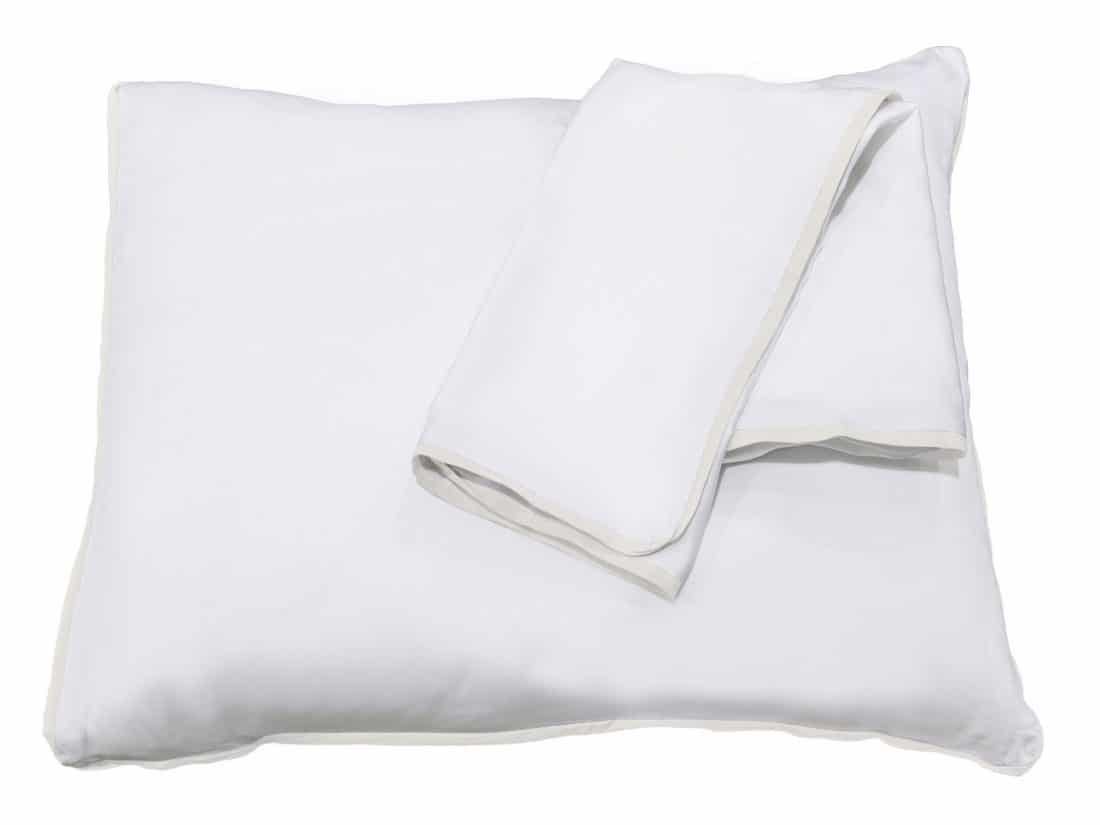 Trp Post Container Data Trp Post ID 49037 Duvet Cover Set Tencel Mist With Dune Linen Piping Trp Post Container