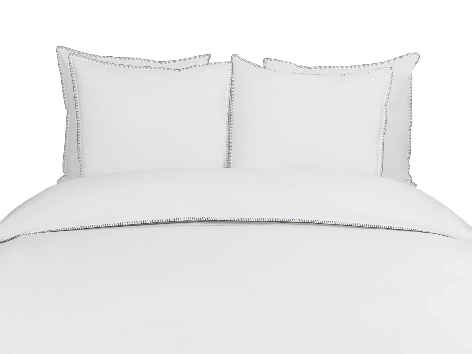 Dc Percale Feston Gray