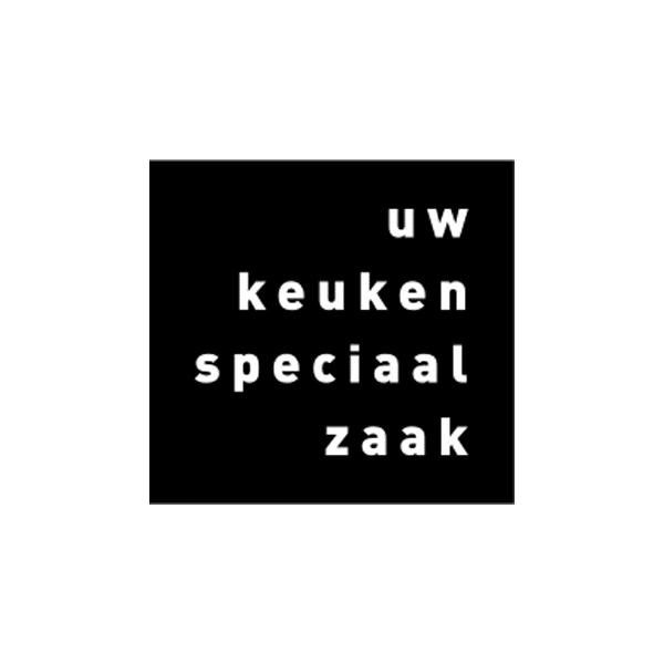 Logo uw keukenspeciaalzaak