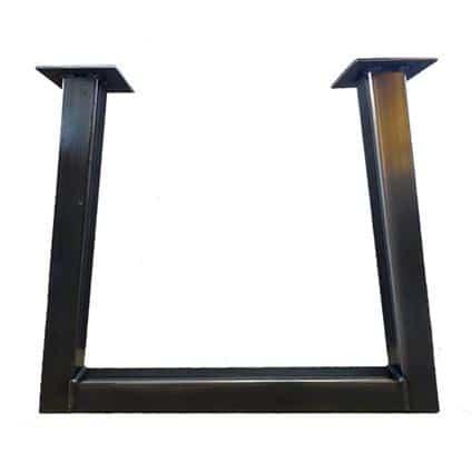 Steel U base