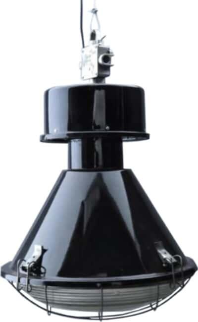 Industrielle Fasslampe