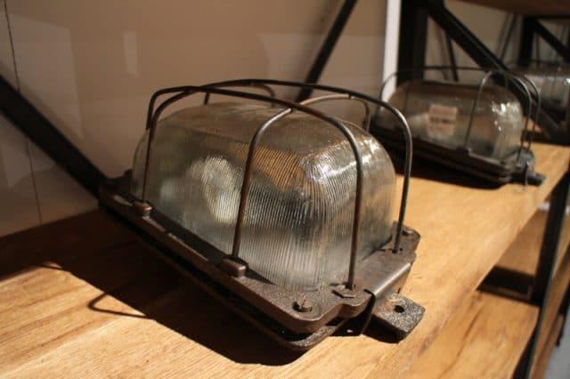 INDUSTRIAL WALL LAMP GDYNIA