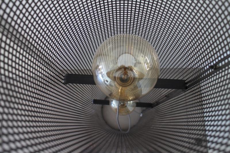 industrielle stehlampe