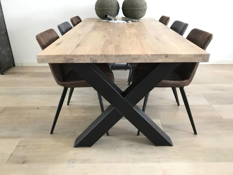 tafel met X poot