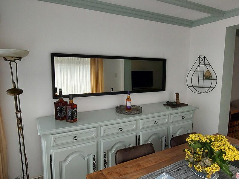 Spiegel Rawic Industrial Edge Design 6x2cm Rahmen