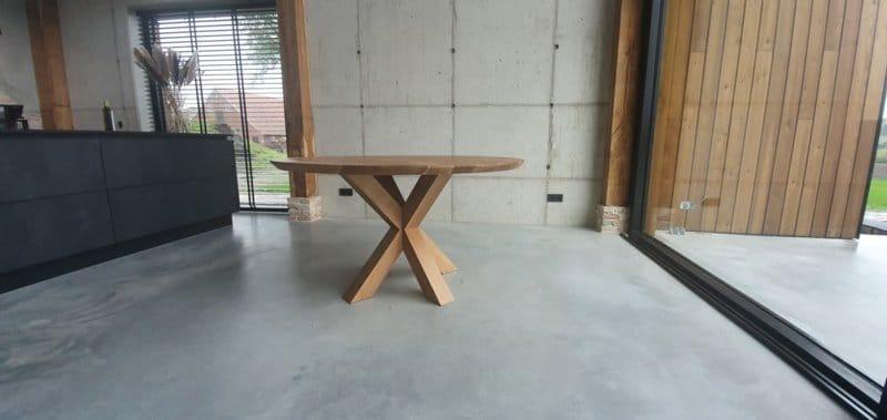 Matrix oak base