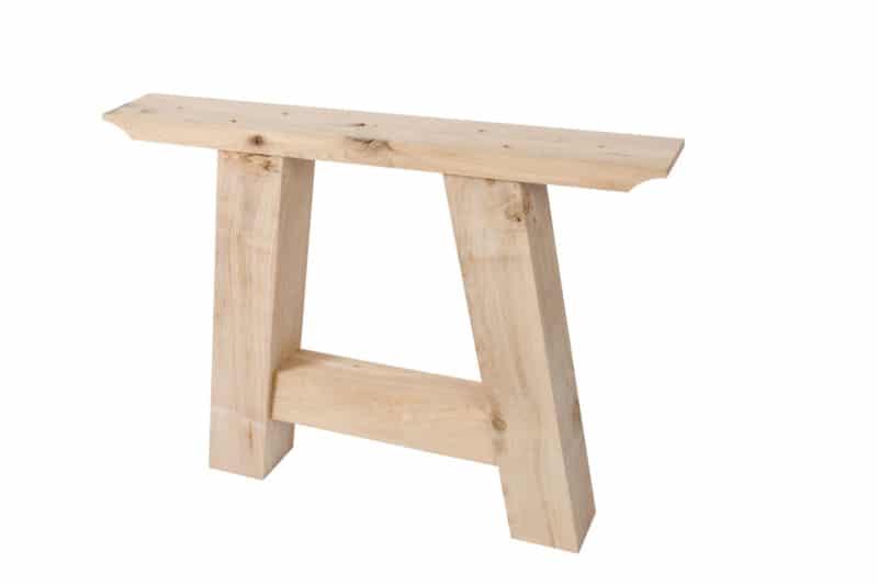houten onderstel A