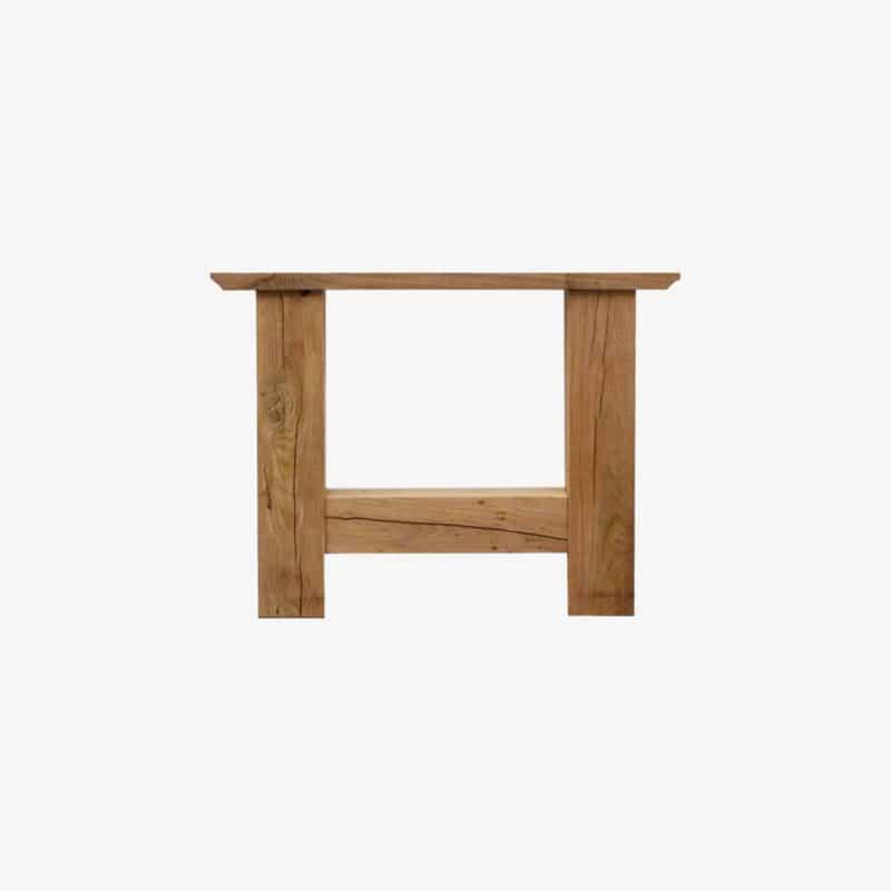 houten onderstel H