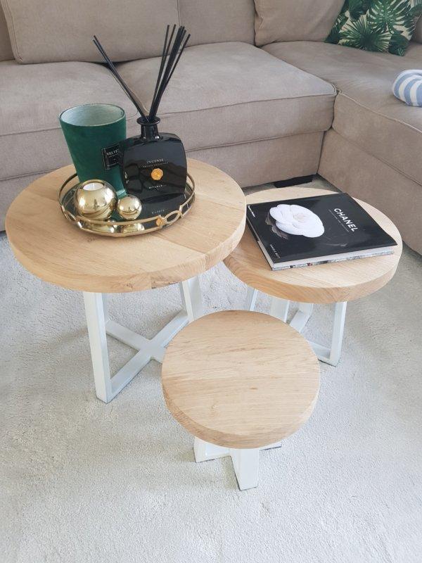 Coffee table Nysa set