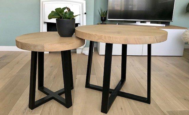 Coffee table Nysa single piece