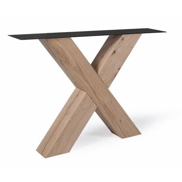 Oak X Leg