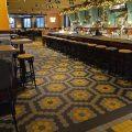 Architectenweb Intercodam Patroonvloer Ny Basement Hotel New York Beeld 3