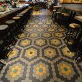 Architectenweb Intercodam Patroonvloer Ny Basement Hotel New York Beeld 4