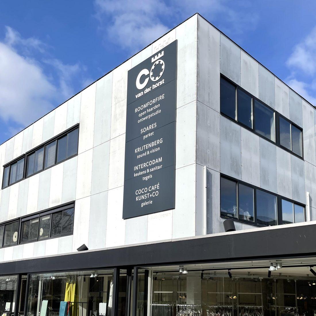 Co van der Horst buitenkant Studio Intercodam