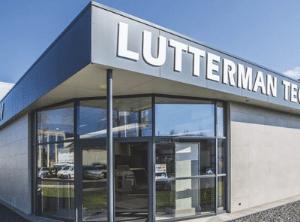 Lutterman tegels showroom