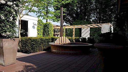 Inbouw Hottub Ingraven Kunststof 500x0