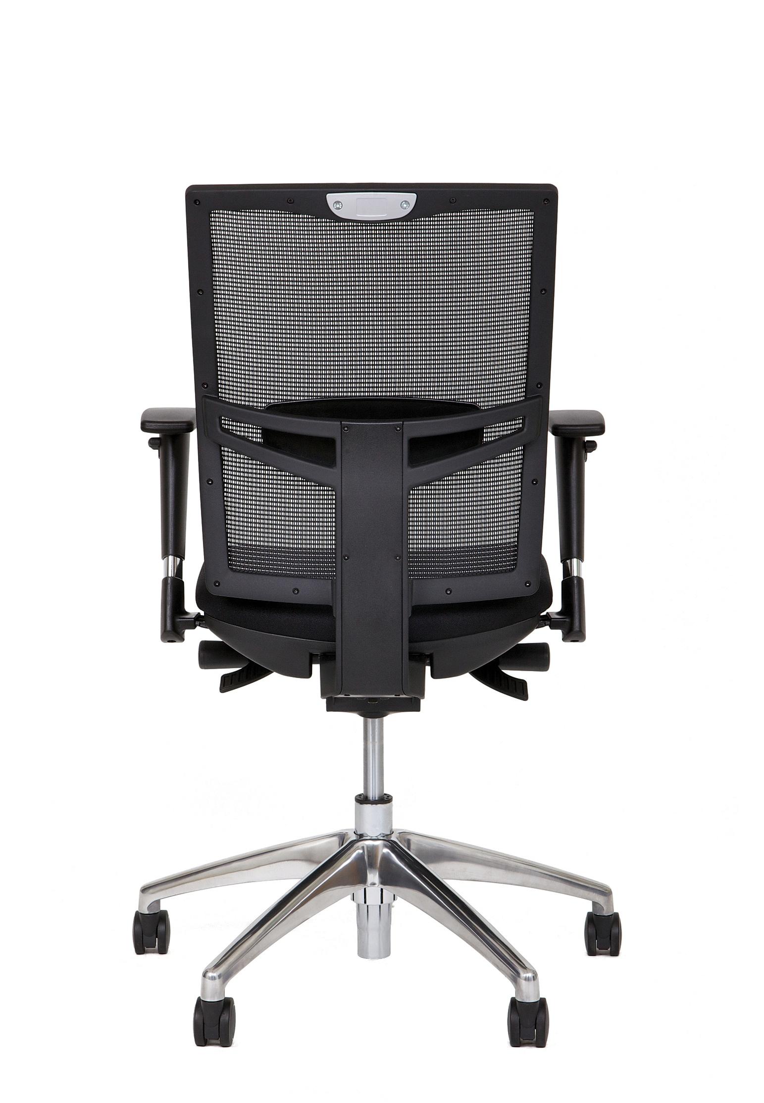 bureaustoel rhea achter