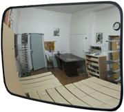 Convex binnenspiegel 400 x 600 mm