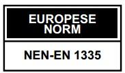NEN EN 1335