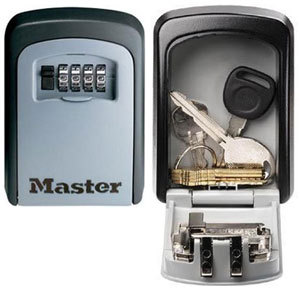 Sleutelberging master lock 5401