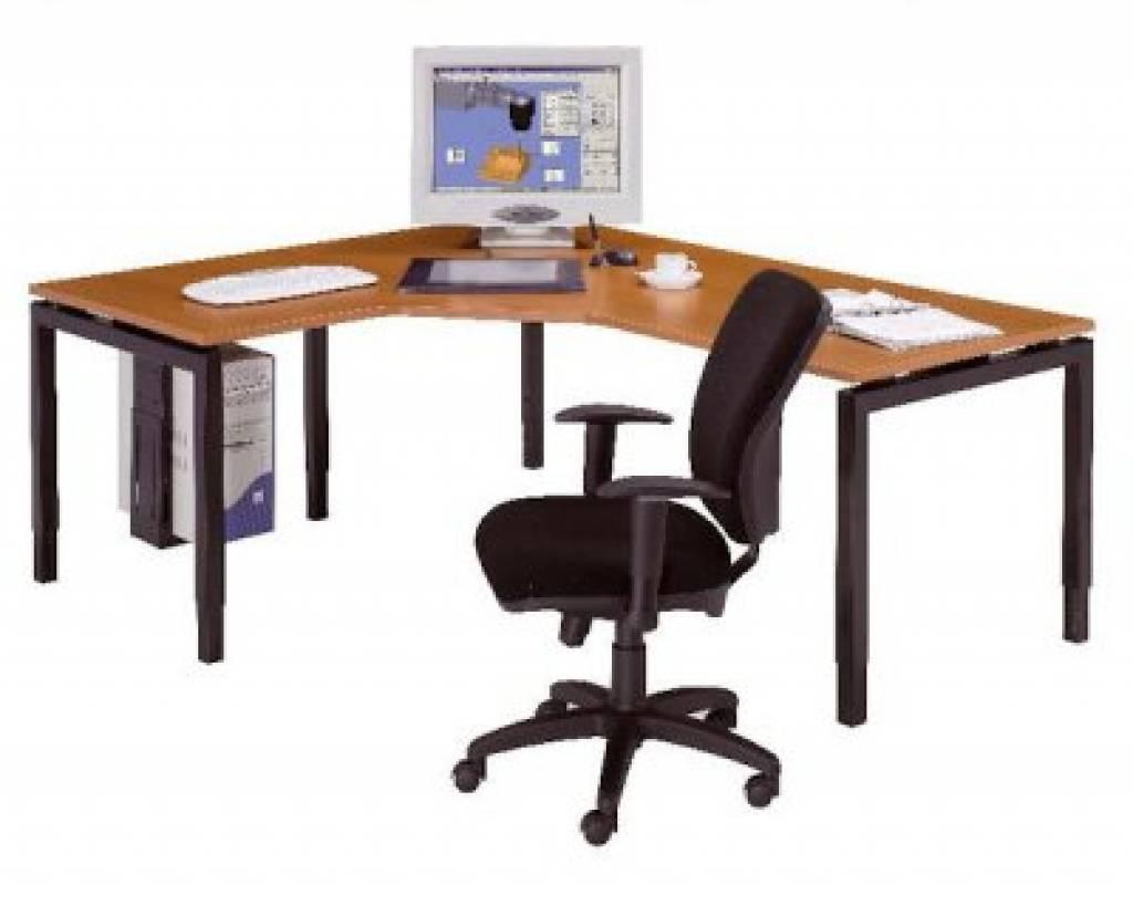 Bureau NOW! CAD 200x240/80x80 cm