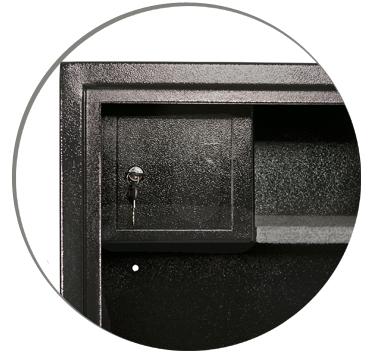 wapenkast protector gunsafe 10 binnenkast