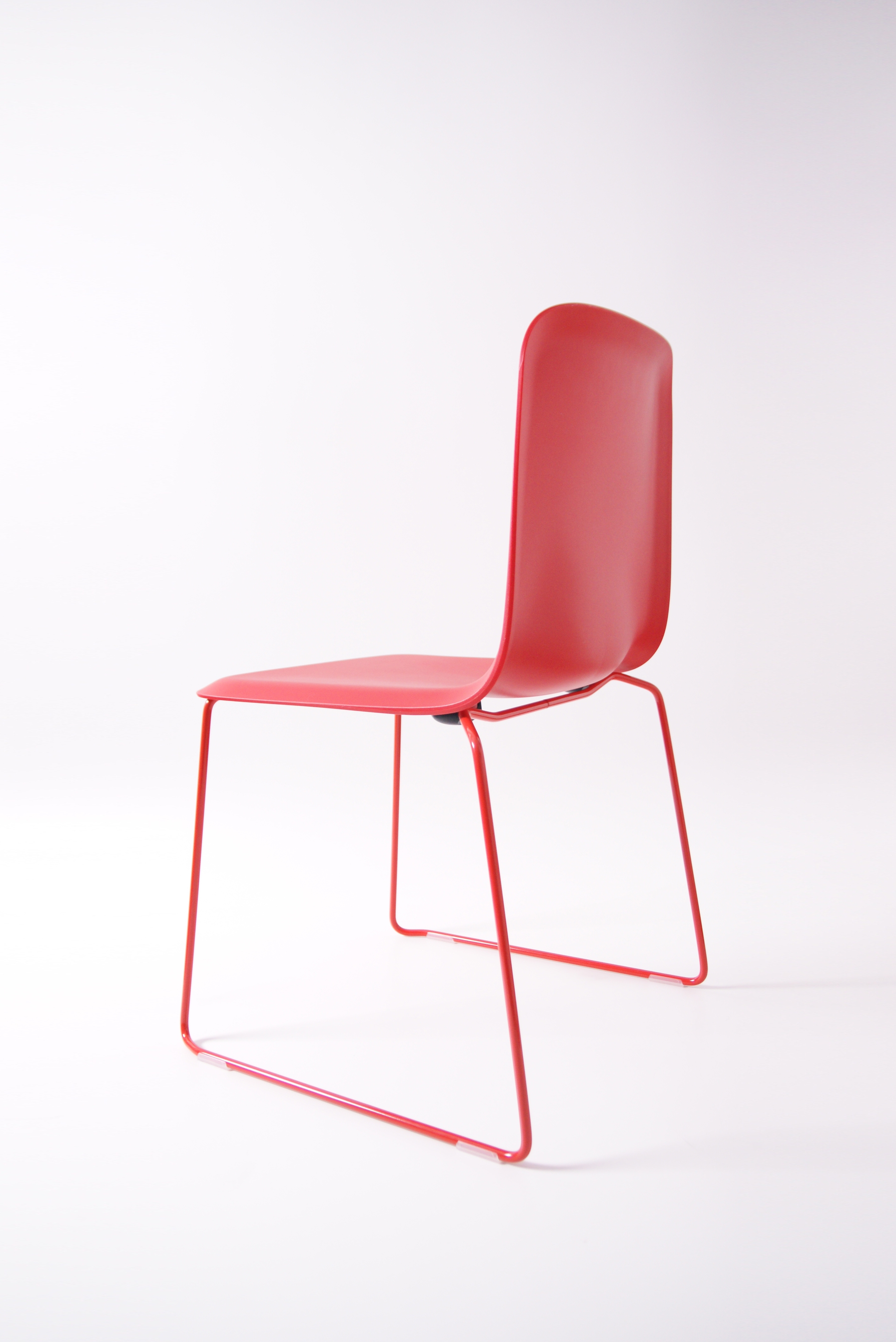 That Chair Rood Achter