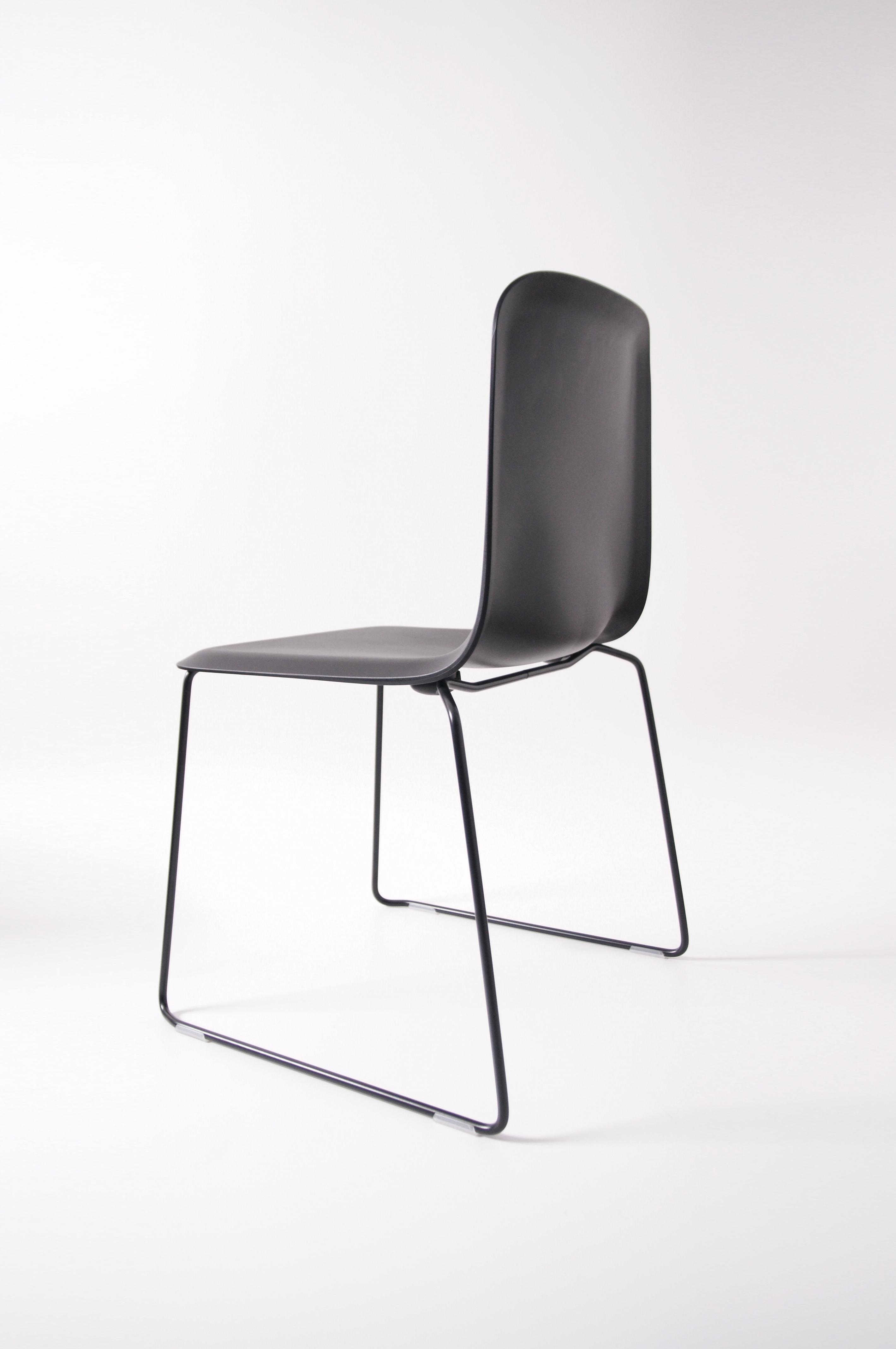 That Chair Zwart Achter