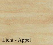 Bladkleur Licht Appel