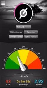 Speed en Cadence App