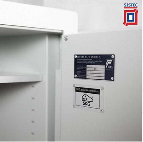 Sistec MT ECB-S label