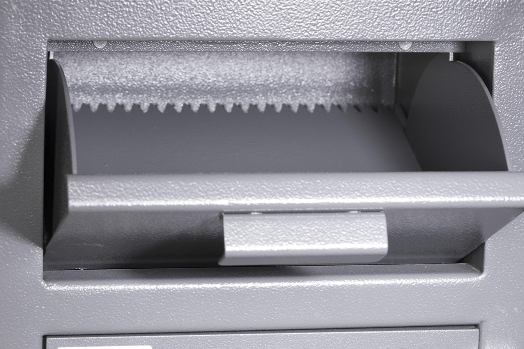 De Raat Protector Deposit Cash Plus Inwerp klep