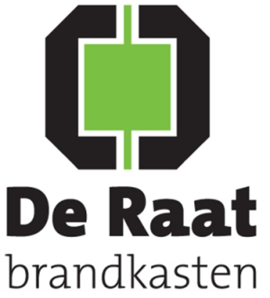 De Raat Brandkasten Logo